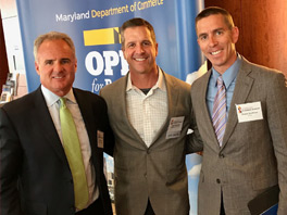 Kelly & Associates Insurance Group supports the first Maryland Governor's Business Summit as a Maryland Business Champion