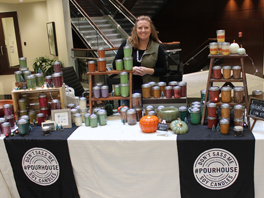 KELLY supports employees in times of need through the KELLY Green Cross Holiday Bazaar