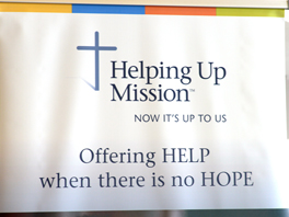 KELLY Supports the Graduates of Helping Up Mission