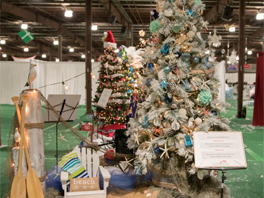 The East Coast's Largest Holiday Extravaganza – Kennedy Krieger Institute's Festival of Trees