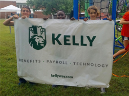 Kelly & Associates Insurance Group supports River Valley Ranch and the SOWEBO Camp