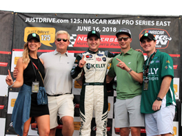 Will Rodgers No. 7 KELLY Benefit Strategies Ford Dominates New Jersey Motorsports Park