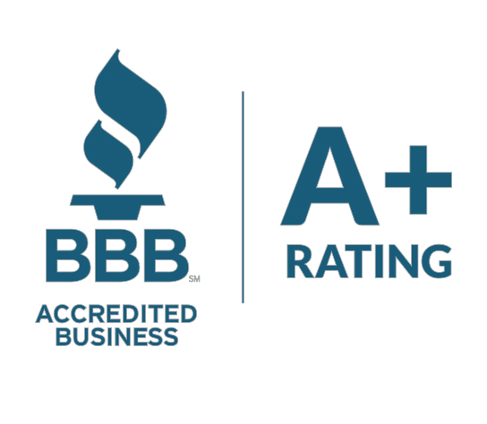 KELLY is a BBB Accredited Business with an A+ rating.